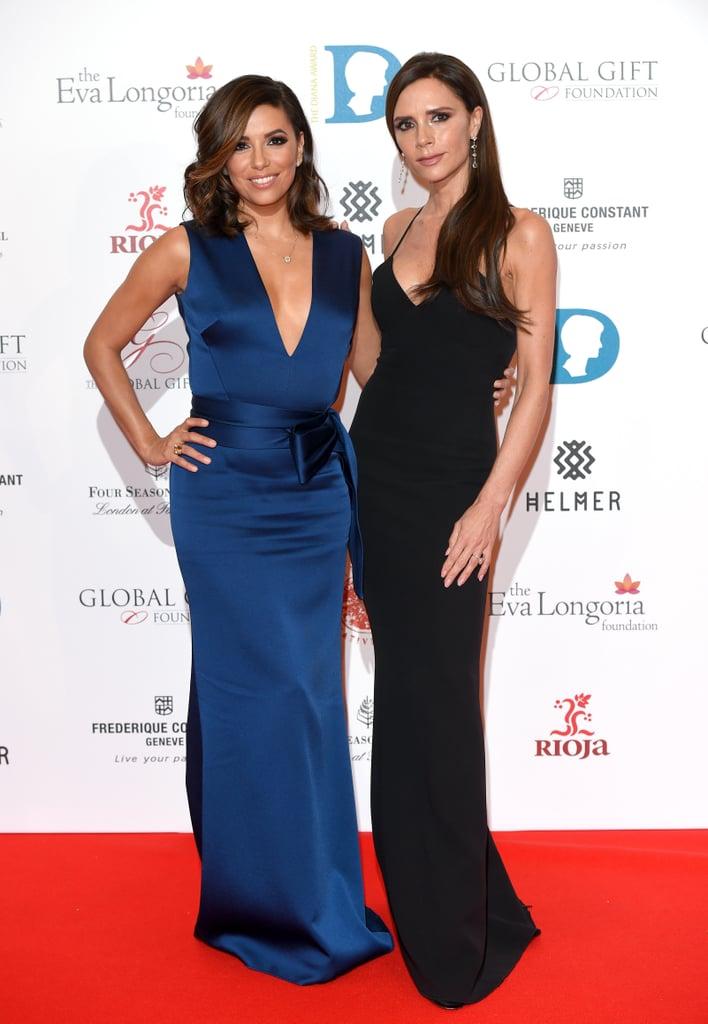 Victoria Beckham Wedding Dresses 45 Best Eva Longoria Just Set
