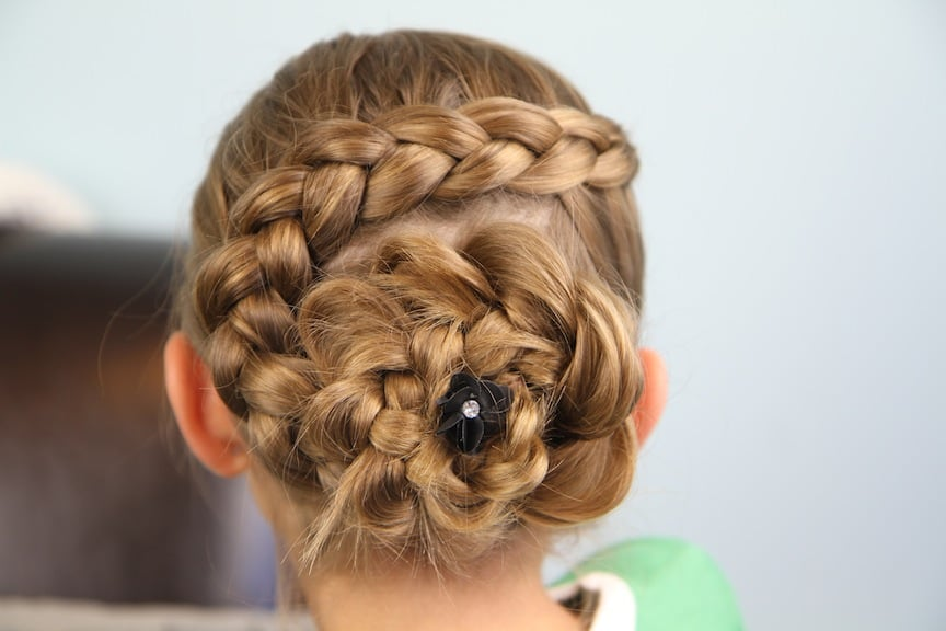 Cool Cool Braids For Girls Popsugar Moms Short Hairstyles Gunalazisus