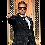 Robert Downey Jr. at the 23rd Annual Hollywood Film Awards