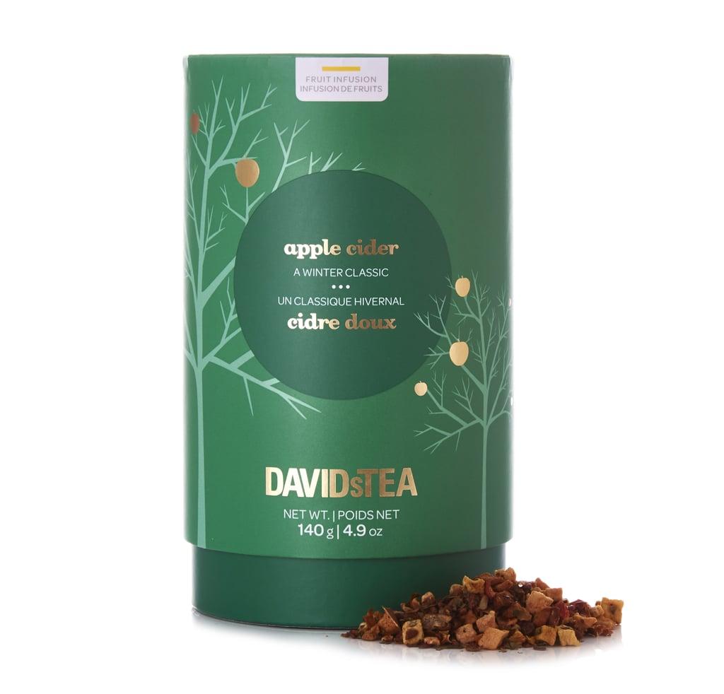 DavidsTea Apple Cider Tea