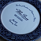 Blue Room Plate From 2009