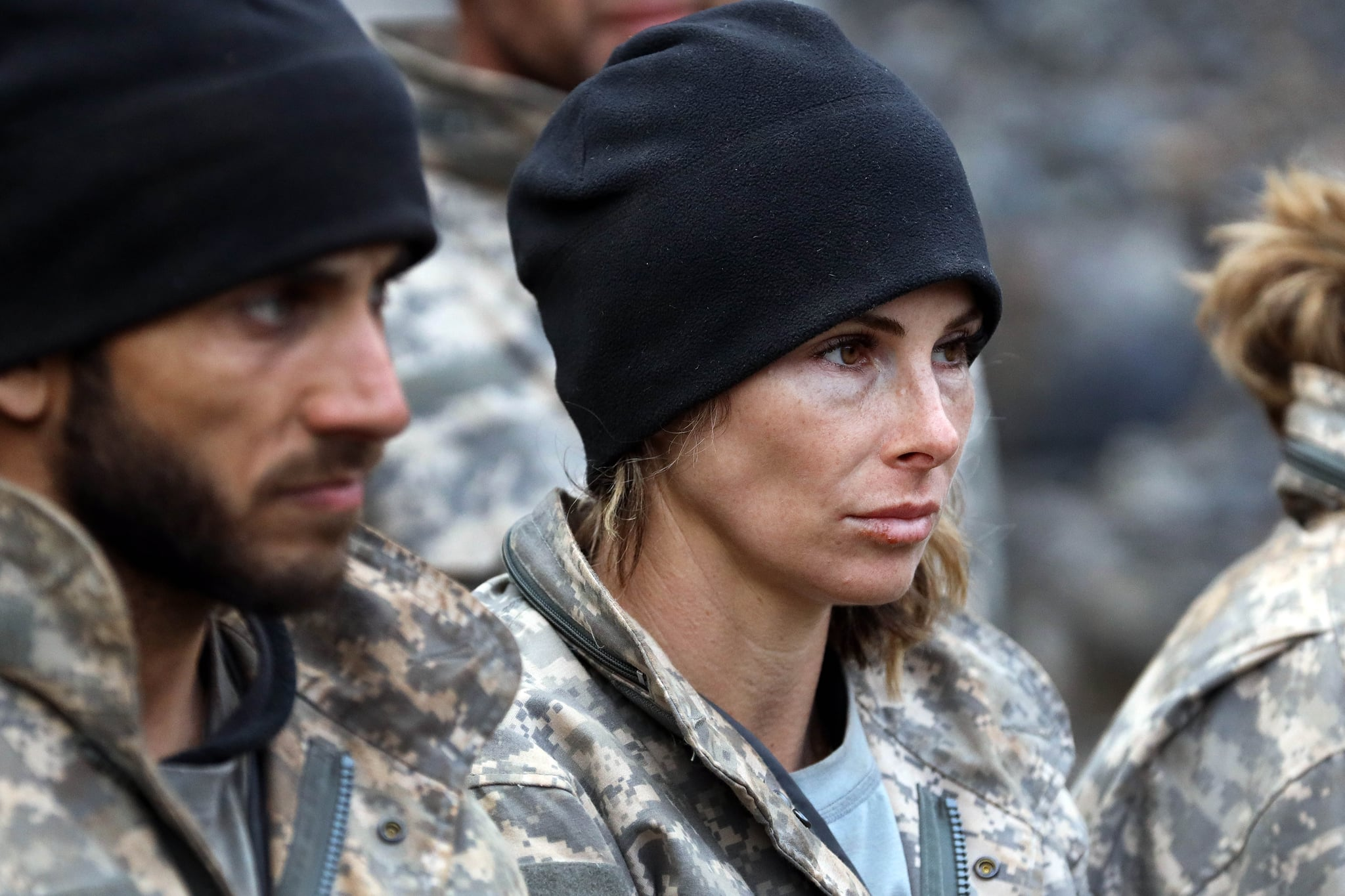 PHOTOGRAPH BY NIGEL WRIGHT. WRIGHTPHOTO1@MAC.COMSAS WHO DARES WINS SERIES 12020.THIS PICTURE SHOWS: EPISODE 9.