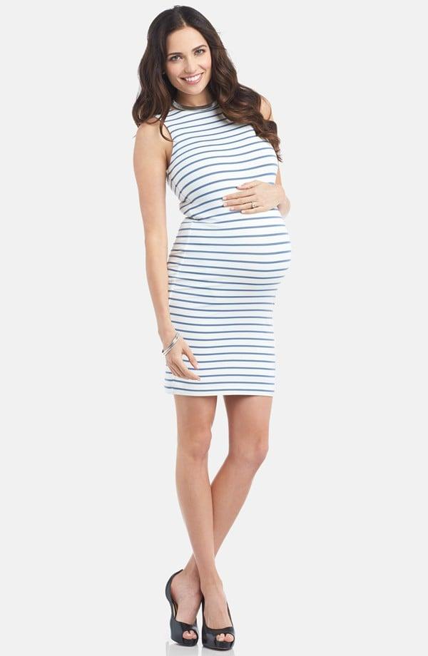 Tart Maternity Lindy Striped Dress