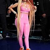 Pretty in Pink Nicki
