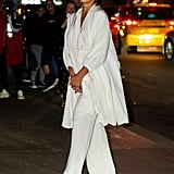 Mya at Marc Jacobs's Wedding