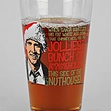 National Lampoon's Christmas Vacation Pint Glass Set ($12)