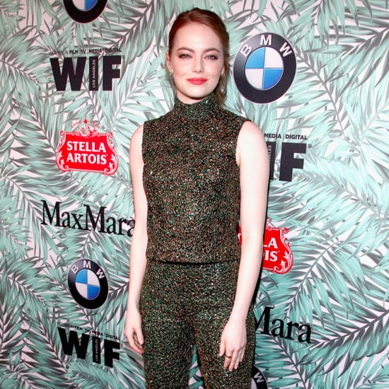 Red Carpet Dresses at Women in Film Pre-Oscars Party 2017