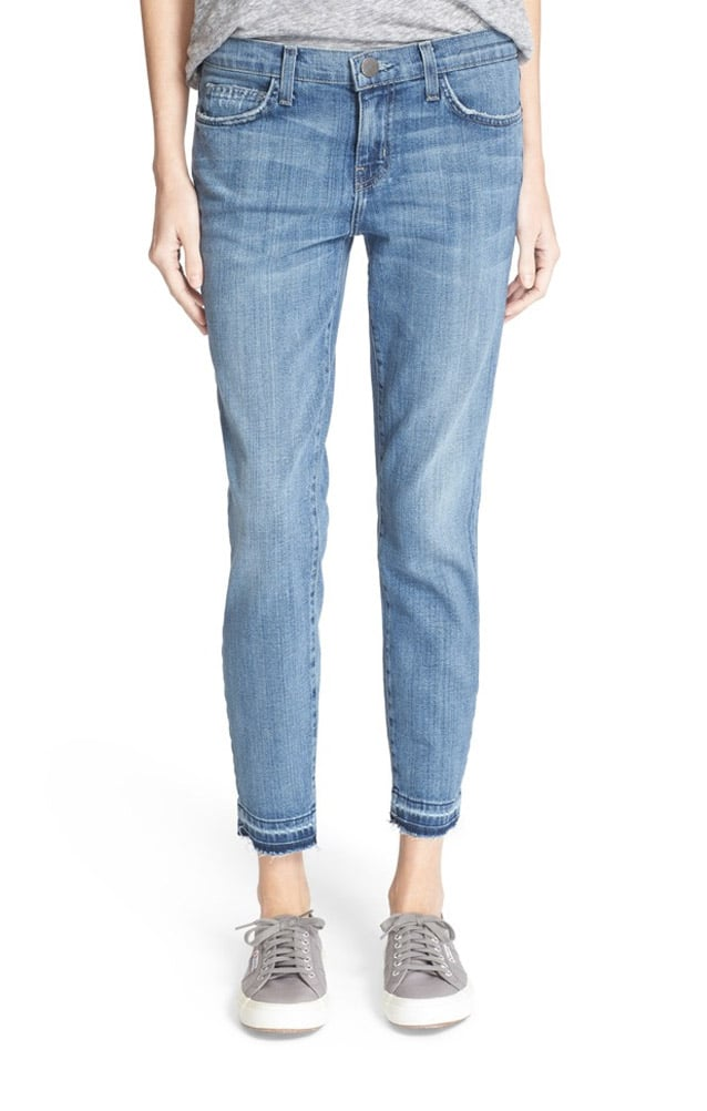 Current/Elliott 'The Stiletto' Stretch Jeans ($198)