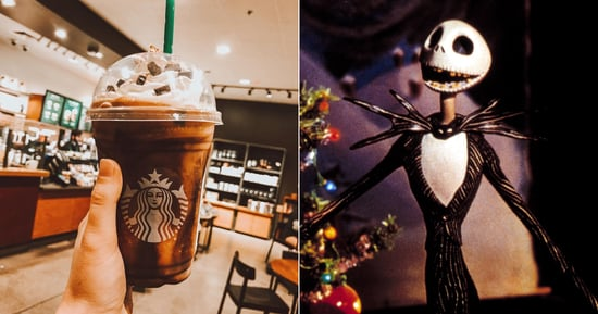 How to Get a Jack Skellington Frappuccino at Starbucks