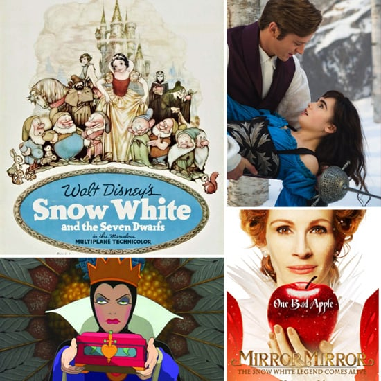 Mirror Mirror Vs. Snow White and the Seven Dwarfs ...