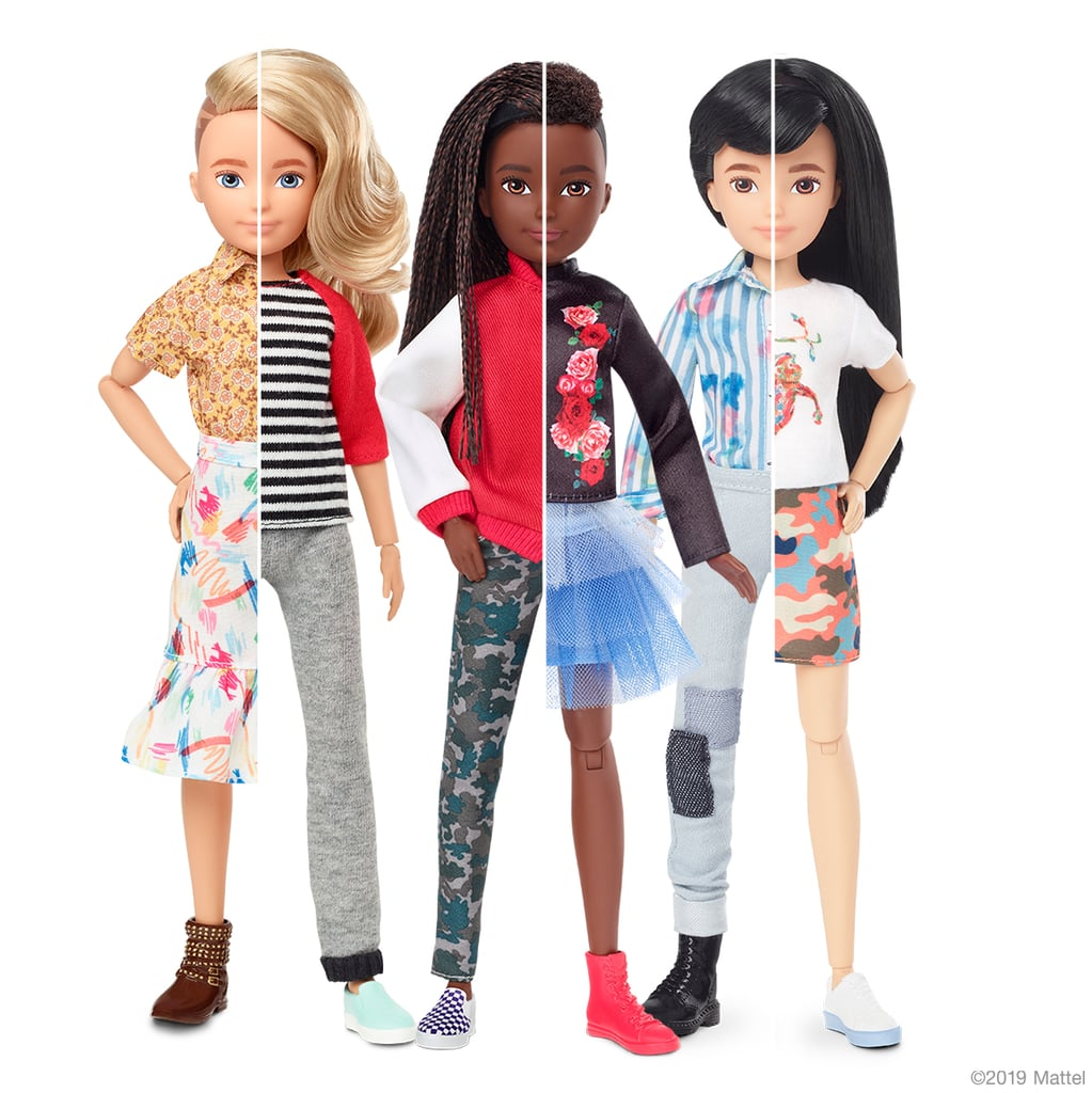 Mattel Releases Creatable World Line of Gender-Neutral Dolls