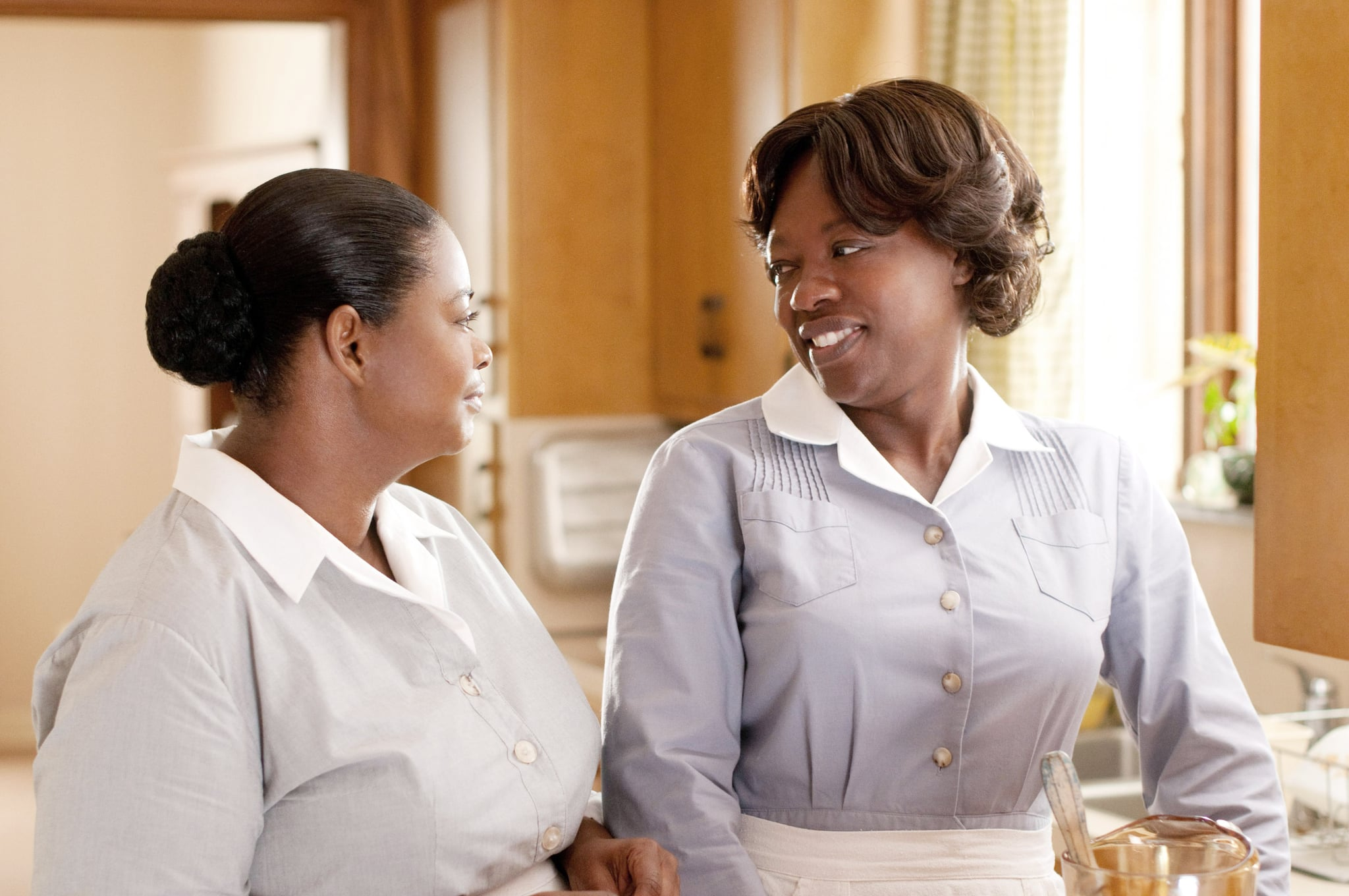 THE HELP, from left: Octavia Spencer, Viola Davis, 2011. ph: Dale Robinette/Walt Disney Studios Motion Pictures/Courtesy Everett Collection