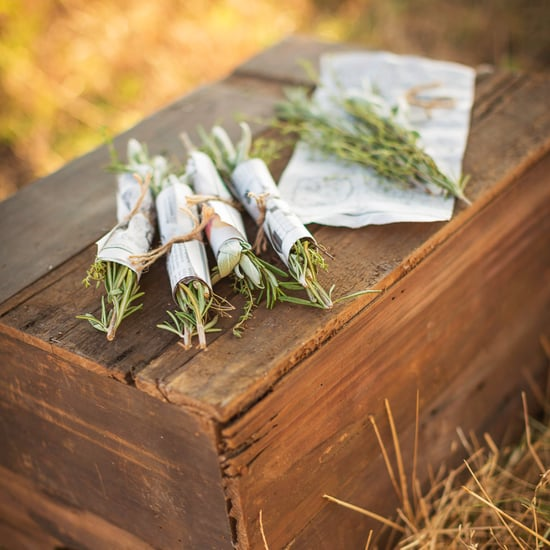 Joanna Gaines Tip For Leftover Herbs