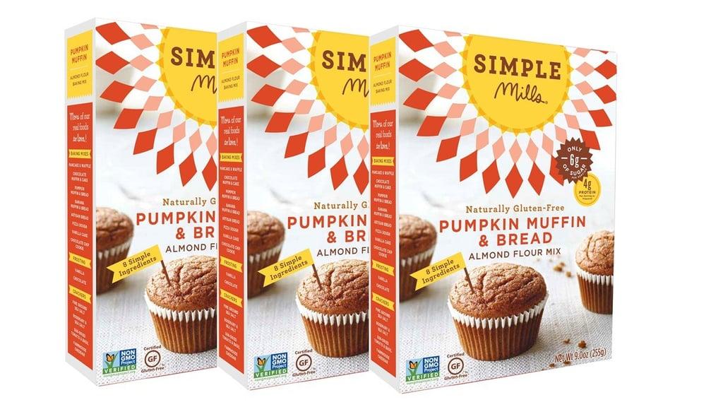 Simple Mills Almond Flour Mix, Pumpkin Muffin & Bread