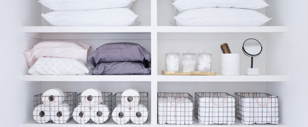 What Goes In a Linen Closet?