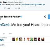 Sarah Jessica Parker and Kristin Davis Ignited New Sex and the City Rumors