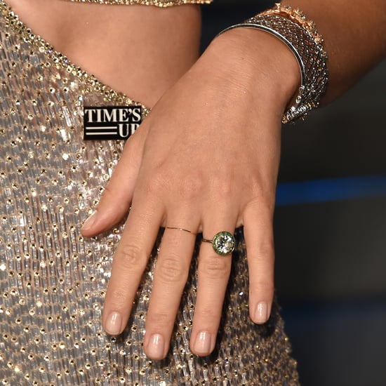 See the Most Stylish Celebrity Engagement Rings
