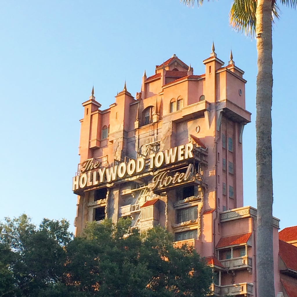 Tower of Terror   Why Disney World Is Better Than ...