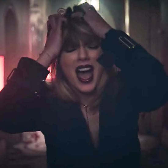 "Taylor Swift and Zayn's ""I Don't Wanna Live Forever"" Video"