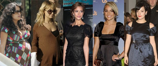 Shocking Pregnancies of 2007