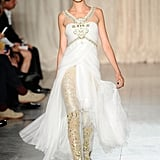 Pictures and Review of Marchesa Spring Summer New York Fashion Week Runway Show