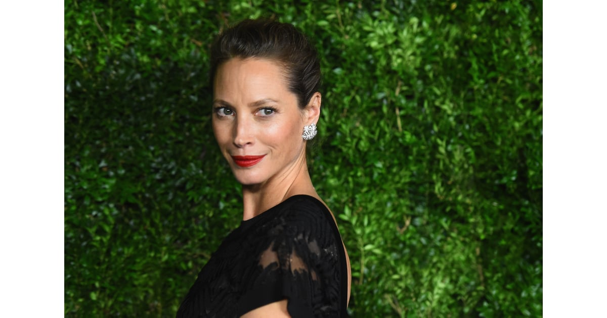 Christy Turlington Skincare Tips From Famous 90s