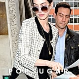 Anne Hathaway and Tom Hardy in London Pictures