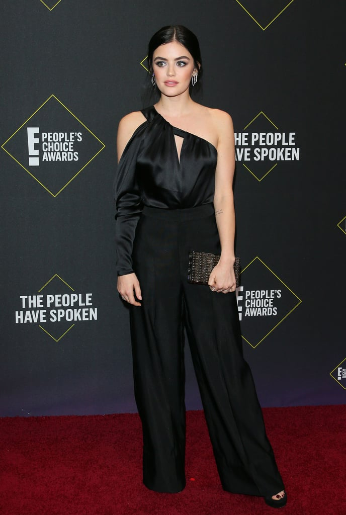 Lucy Hale at the 2019 People's Choice Awards