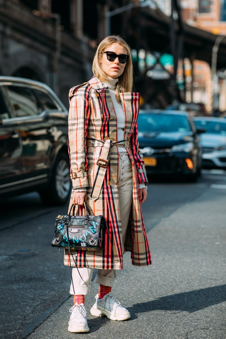 Day 2 Street Style At New York Fashion Week Fall 2018 Popsugar Fashion Photo 341