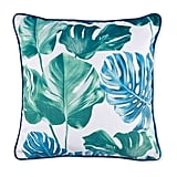 Aldi Mostera Leaf Cushion