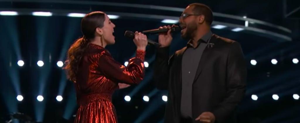 Joanna and Roderick Perform Billie Eilish on The Voice Video