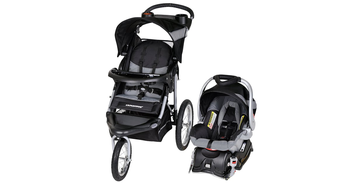 Baby trend expedition jogger travel system best baby gear 2019 popsugar family photo 79 for Travel expedition gear