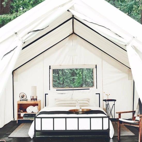AutoCamp Airstream Camping in California