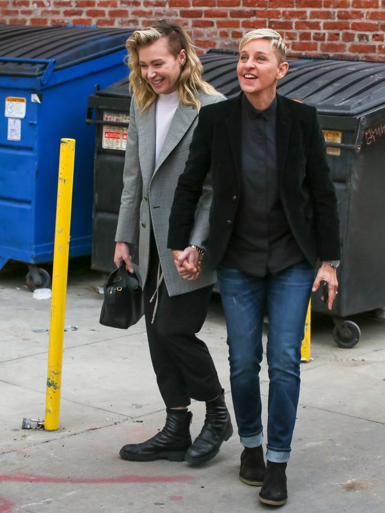 15 Years Later, Ellen DeGeneres and Portia de Rossi Are Clearly Still Crazy About Each Other