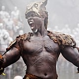 Djimon Hounsou, The Legend of Tarzan