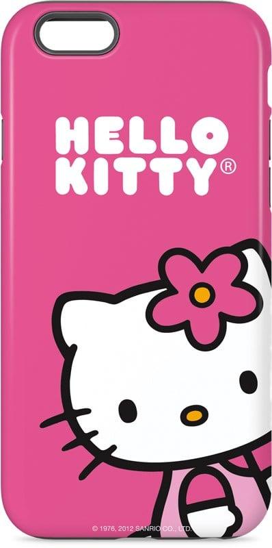 Hello Kitty Sitting Pink Apple iPhone 6S Case ($35)
