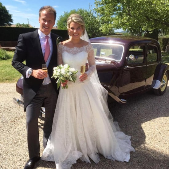 Kate Middleton's Stylist Wedding Dress