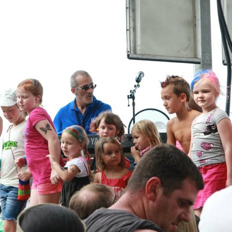 Concerts For Kids Summer 2012