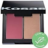 Kosas Color and Light: Crème Cream Blush and Highlighter Duo