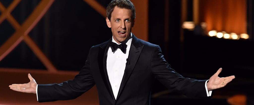 Tina Fey and Amy Poehler Weren't Available, So Seth Meyers Is Hosting the Golden Globes