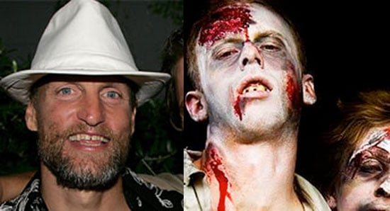 Woody Harrelson Claims He Mistook Photographer For Zombie