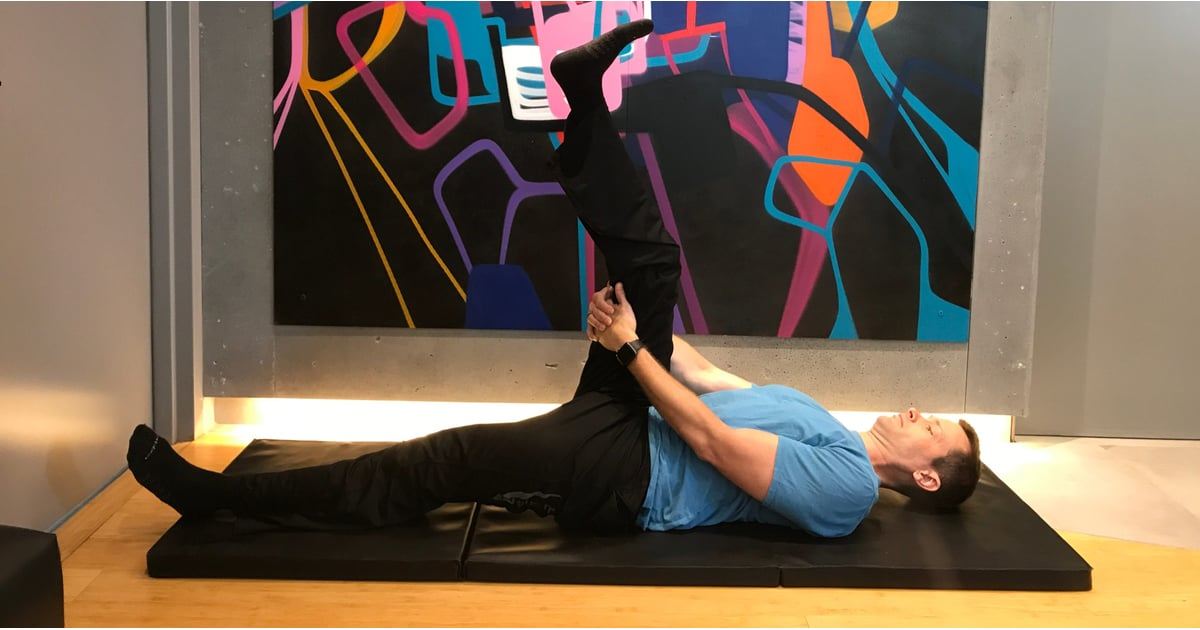 An Expert Says to Do These 5 Stretches to Relieve Lower-Back Pain
