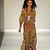 Spring 2011 New York Fashion Week: Naeem Kahn