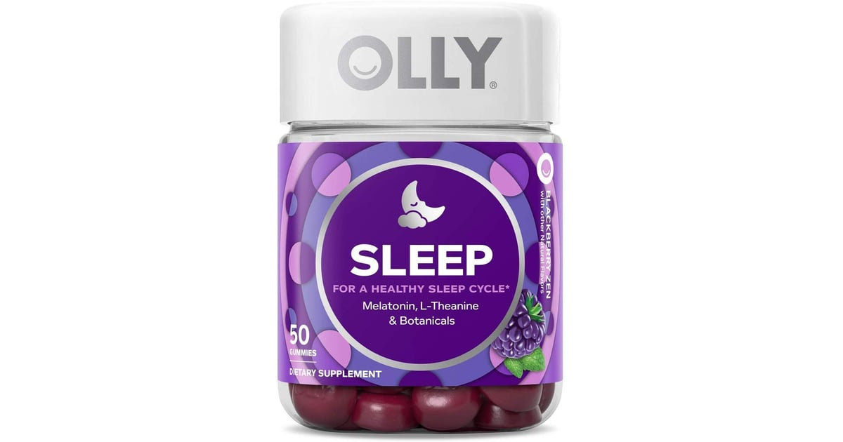 Olly Sleep Melatonin Gummy 2020 Is The Year I M Finally Getting