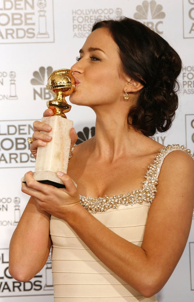 History of British Celebrities at the Golden Globes