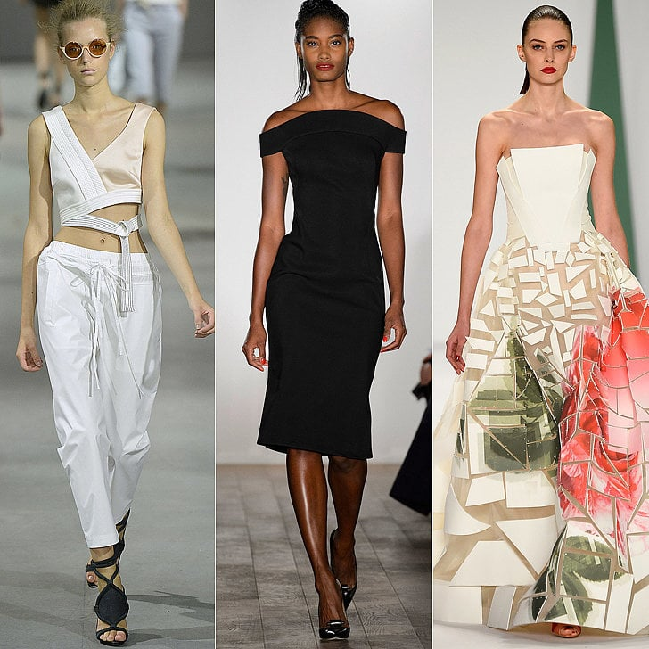Best Looks On Runway At Spring 2015 New York Fashion Week