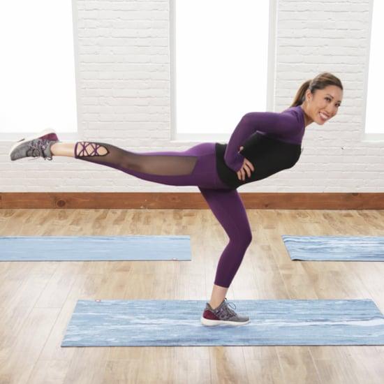 Standing Pilates 10-Minute Bum Workout | Video