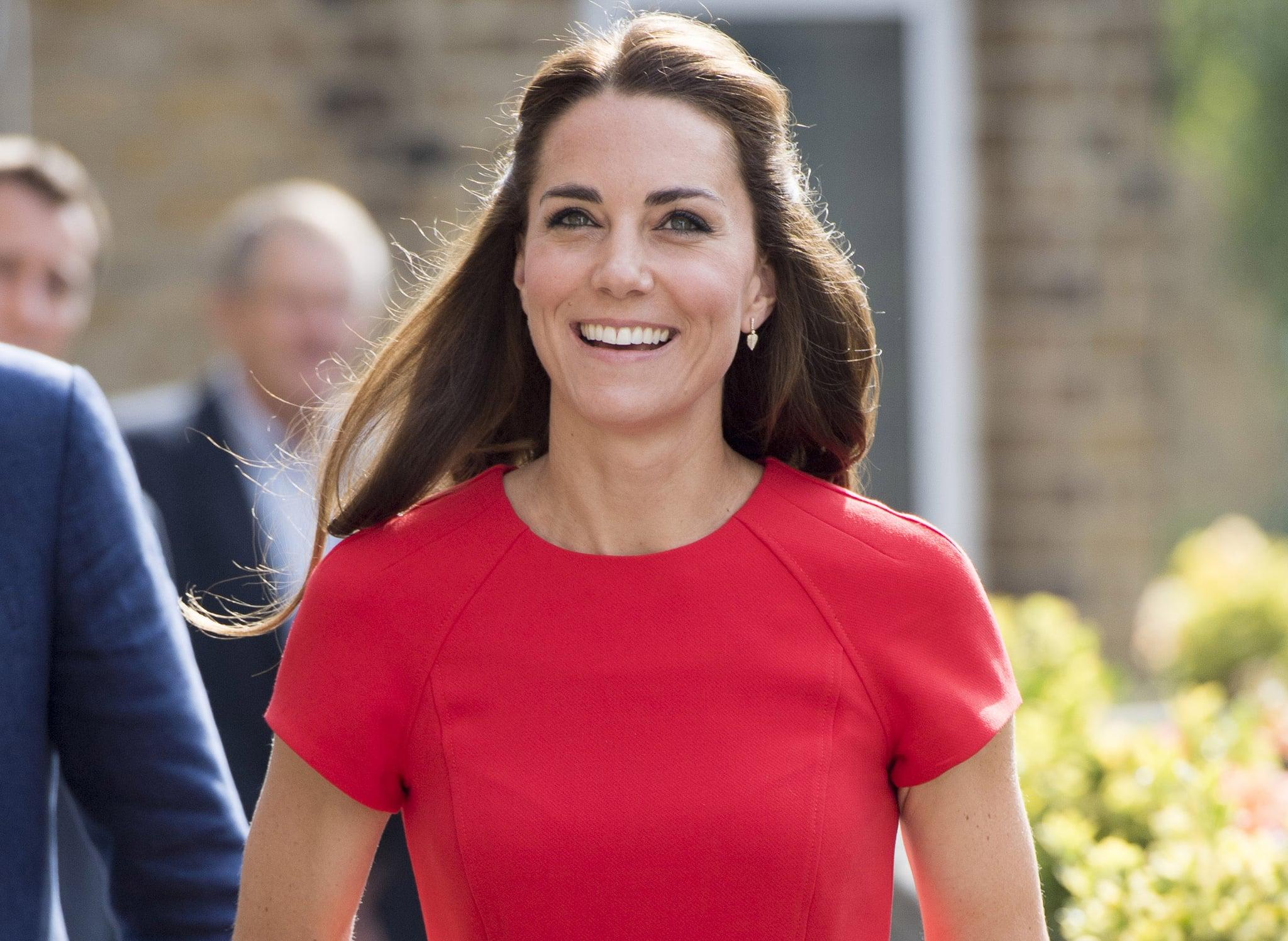 Duchess of Cambridge began to fight