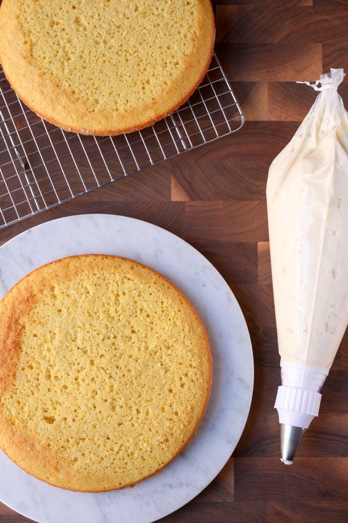How To Make A Naked Cake Popsugar Food