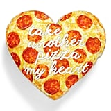 Pizza Heart Pillow ($40)